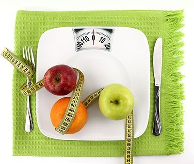 weight loss scale for dieting