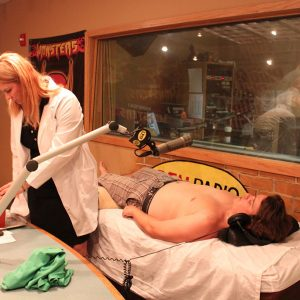 celebrity acupuncture treatment