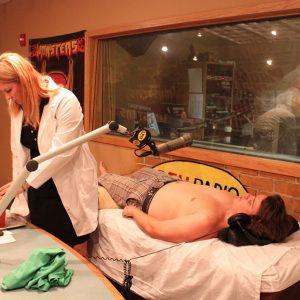 celebrity acupuncture treatment