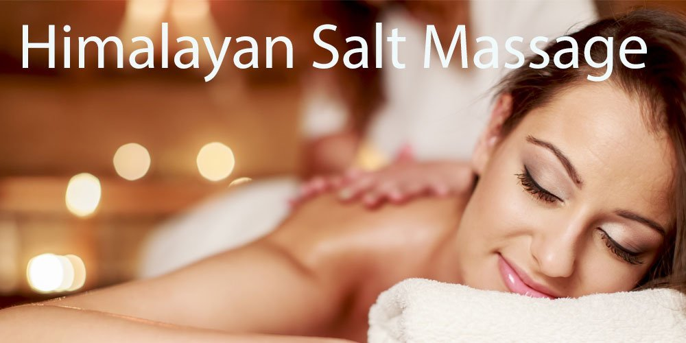 Himalayan Salt Massage in Lake Mary