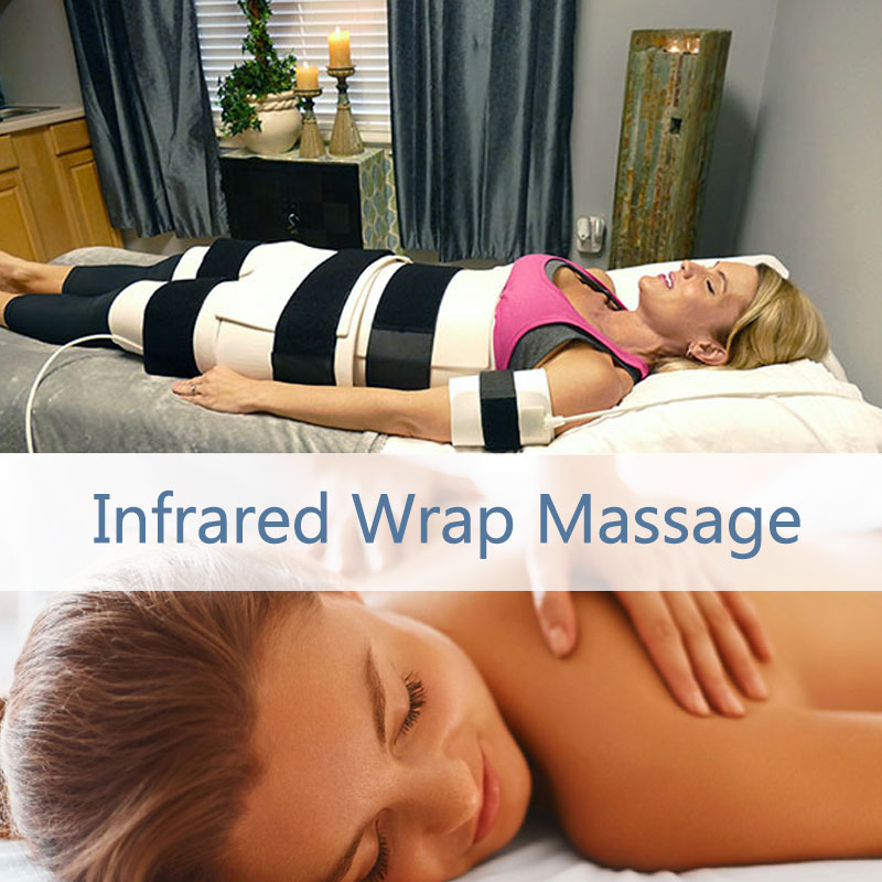 Infrared Wrap Massage